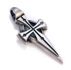 Amis - Bico Australia - men's cross pendant