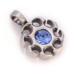 Petite Crystal Pendant