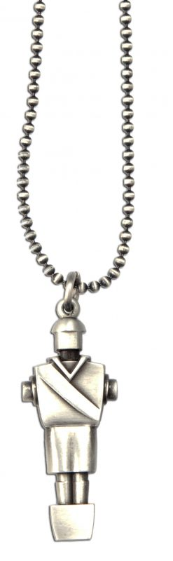 Champ Soldier - Bico Australia - mens street chain pendants