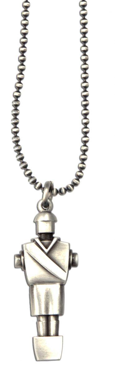 Champ Soldier - Bico Australia - mens street chain pendants
