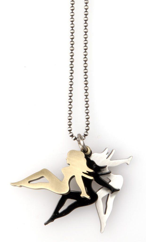 All Girl Supporters Club - Bico Australia - men's fashion chain pendants