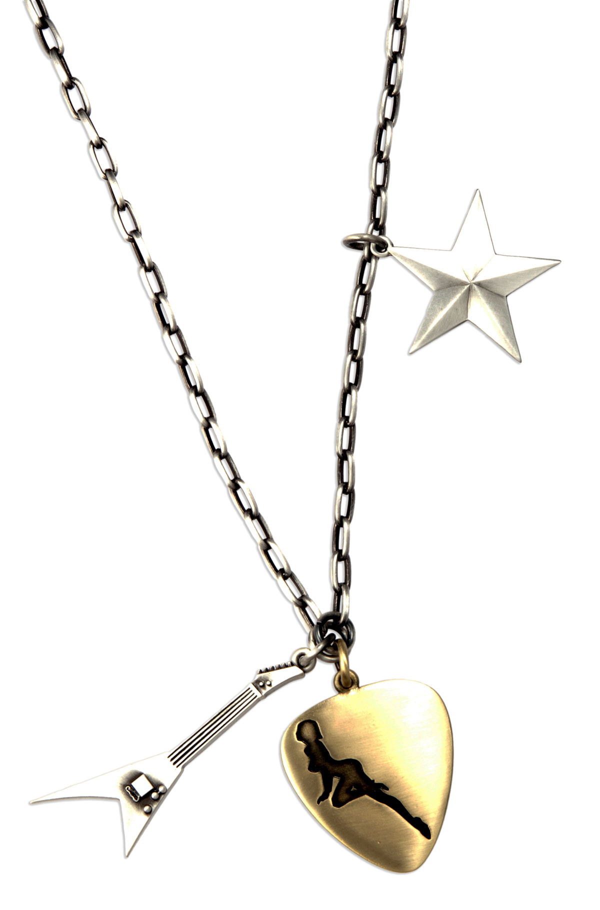 Prodigal Rockstar - Bico Australia - mens necklace pendants