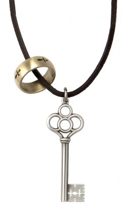 Gate Keeper - Bico Australia - mens street necklace pendants