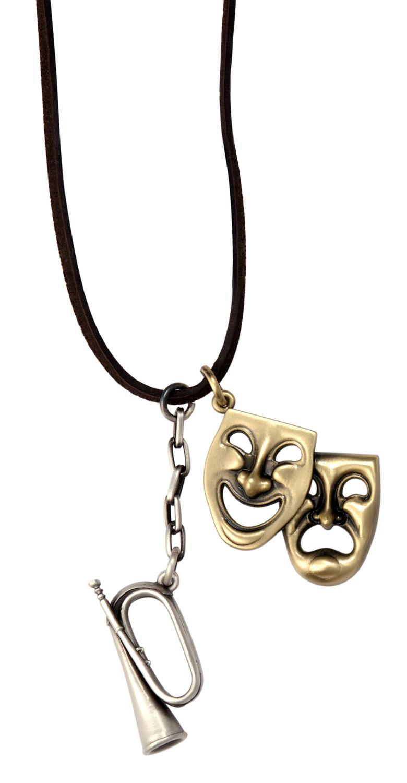 Sock Buskin - Bico Australia - mens chain pendants