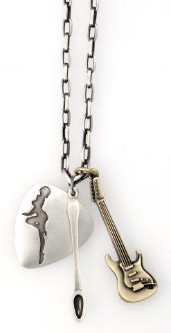 Sexdrugsrocknroll - Bico Australia - mens chain pendants