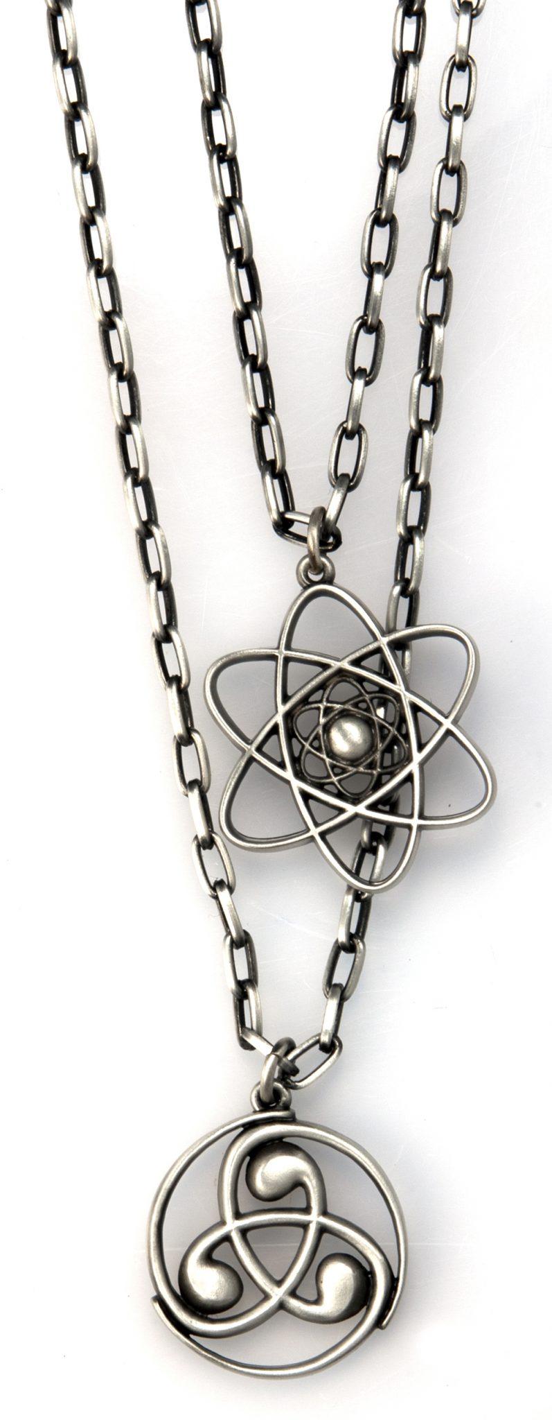 Atomica Corrected - Bico Australia - mens chain pendants